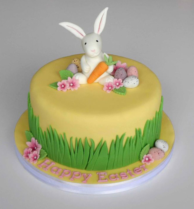 Bunny-Rabbit-Easter-Cake