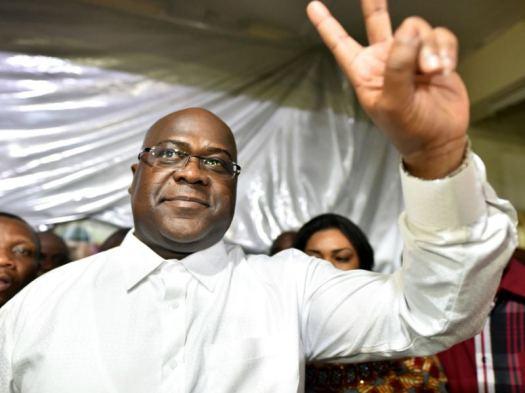 DRC-Felix-Tshisekedi